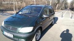 Opel Zafira 2000 tdi