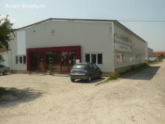 vand hala industriala + teren, 1000mp - Brasov