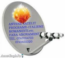 ANTENE SATELIT FARA ABONAMENT-SHARING.etc.