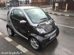 Smart Fortwo Impecabil