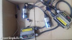 Instalatie xenon completa H1