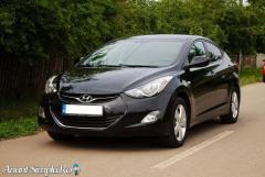 Hyundai Elantra An 2012 Highway+