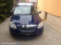 Skoda Roomster An 2009