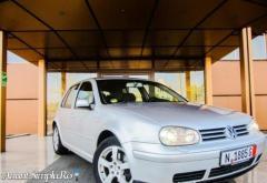Volkswagen Golf IV high line An 2003