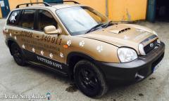 Hyundai Santa Fe 2004 2.0 CRDI -Cutie Transfer