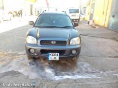 Hyundai Santa Fe 2004 2.0 CRDI -Bara Fata
