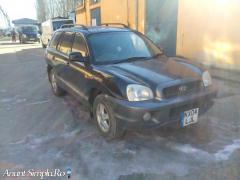 Hyundai Santa Fe 2004 2.0 CRDI Haion