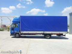 Iveco Eurocargo Tector 2003 / prelata 7.20m