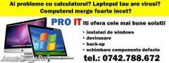 Reparatii Calculatoare-Laptopuri Maramures..