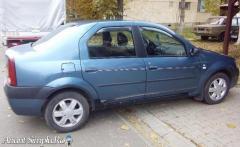 Dacia Logan kiss fm An 2008 cu GPL