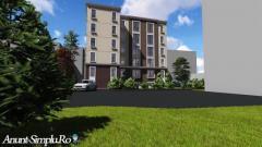 Direct de la dezvoltator apartamente noi cu 1,2 sau 3 camere