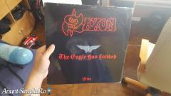 Saxon - The Eagle Has Landed LP