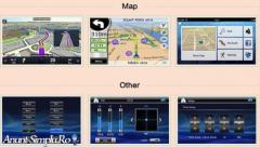 Navigatie DVD Auto, 2 DIN,GPS,+ camera cadou