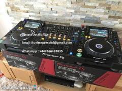 2x Pioneer CDJ-2000NXS2 +  1x DJM-900NXS2 mixer === 2900EUR