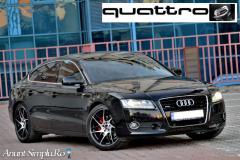 Audi A5 3.0 TDI S-Tronic 270cp 2011 Distronic Trapa Padele