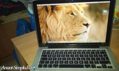 Laptop Macbook pro