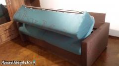 Canapele extensibile cu saltea