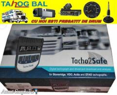 Cititor card si tahograf Tacho 2 Safe